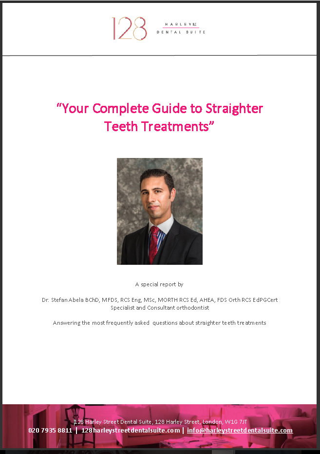 Orthodontic information pack
